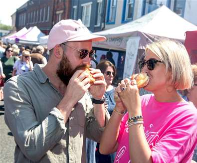 Beccles Food and Drink Festival 2019