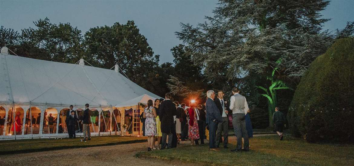 Weddings - Sotterley Estate - Marquee