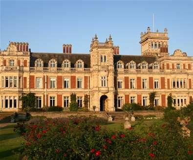 Towns & Villages - Somerleyton - Somerleyton Hall