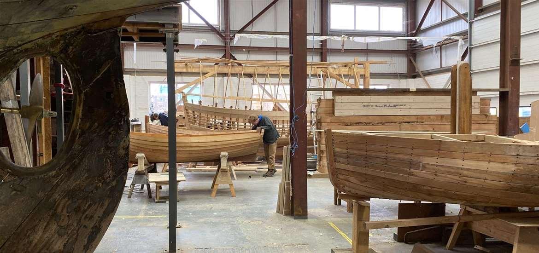 TTDA - IBTC - Boat Shed