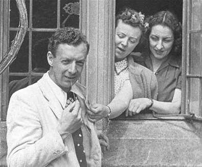 'Beguiling Britten' – Britten's relationships with women
