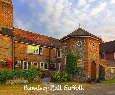 4 nights at Bawdsey Hall for £350 - 12th to 16th July