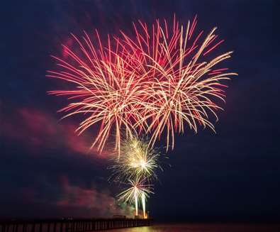 Family Friendly Fireworks Display Rendlesham
