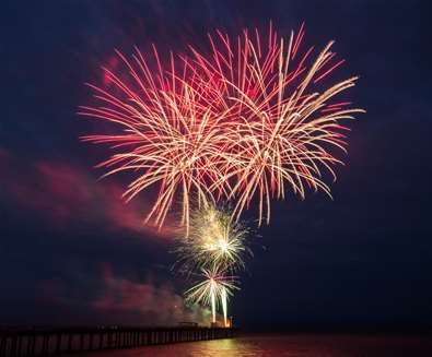 Felixstowe Firework Spectacular 2017