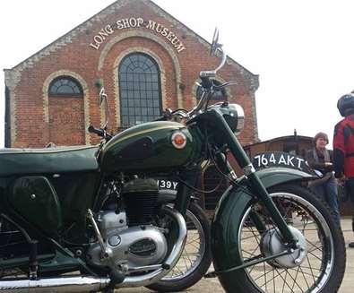 Classic Bike Show at The Longshop Museum