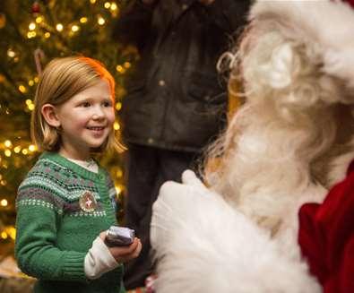 Meet Father Christmas & Santa Paws at Dunwich Heath