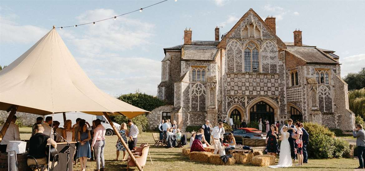WED - Butley Priory - Celebrations