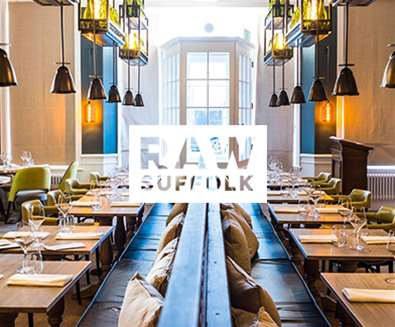 WIN! A RAW SUFFOLK weekend!
