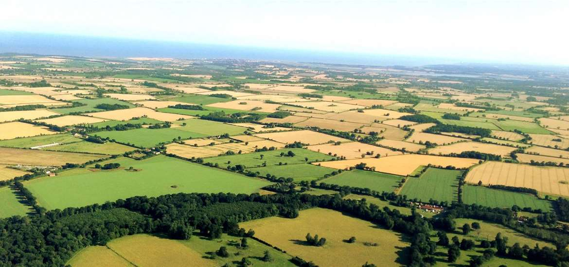 TTDA - Beccles Airsports - View from plane