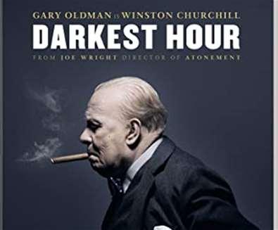 Southwold Outdoor Cinema - The Darkest Hour