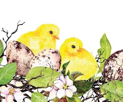 Easter Egg Hunt at..