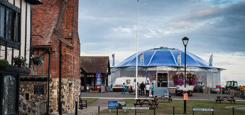 TTDA - Hightide Festival 2017 - Aldeburgh