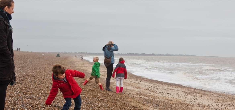 Dunwich Beach - (c) Emily Fae Photography