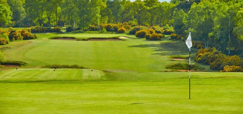 Woodbridge Golf Club - 18th hole