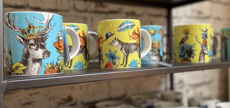 TTDA - HUUS - Mugs