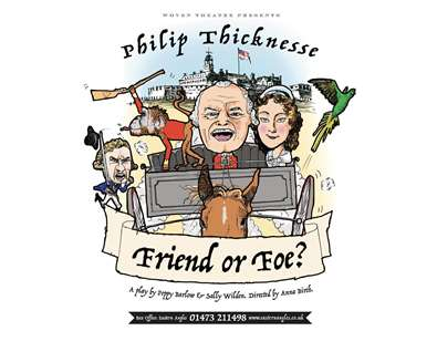 Philip Thicknesse - Friend or Foe?
