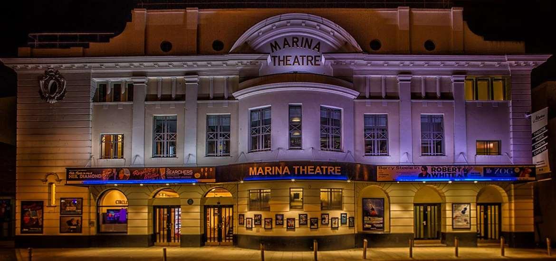 TTDA - Marina Theatre Lowestoft - Exterior