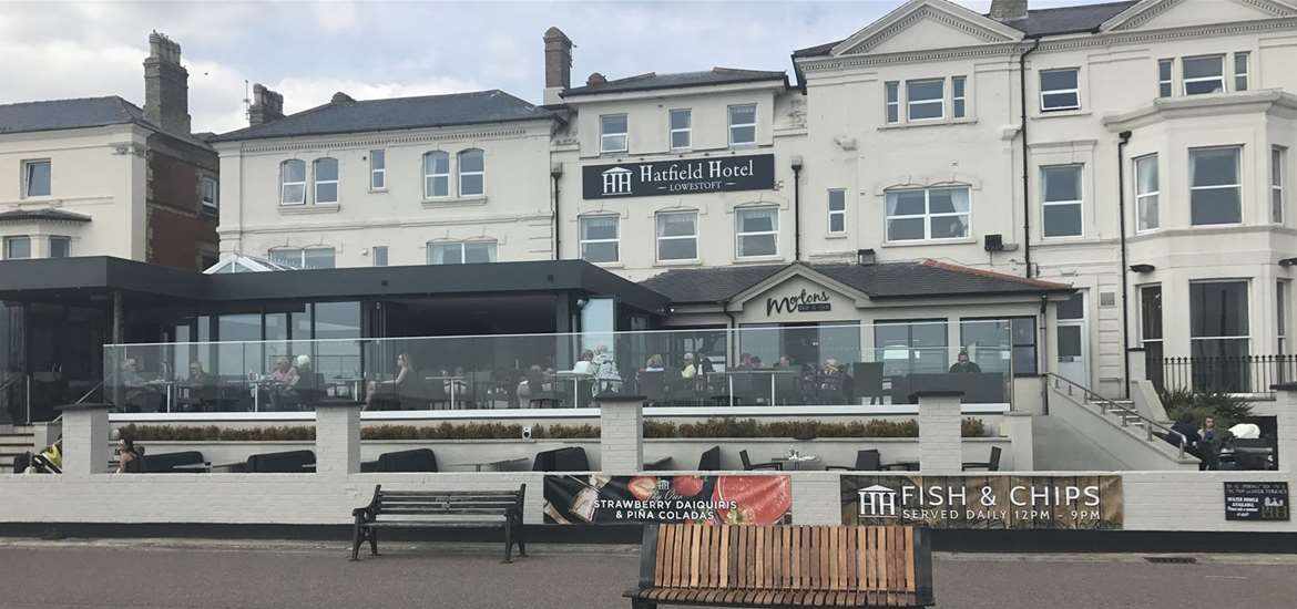 Visitor Information Point Lowestoft - Hotel Hatfield