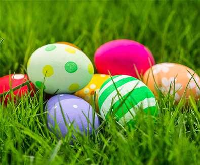 Audio Easter Egg Hunt