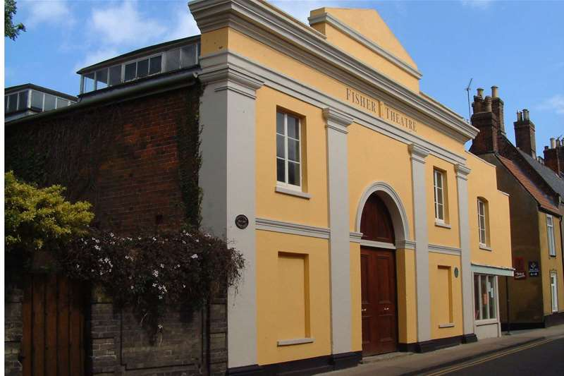 Towns & Villages - Bungay - Fisher Theatre