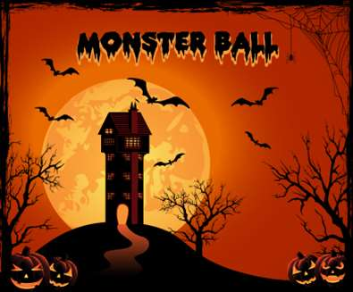 Halloween Family Monster Ball