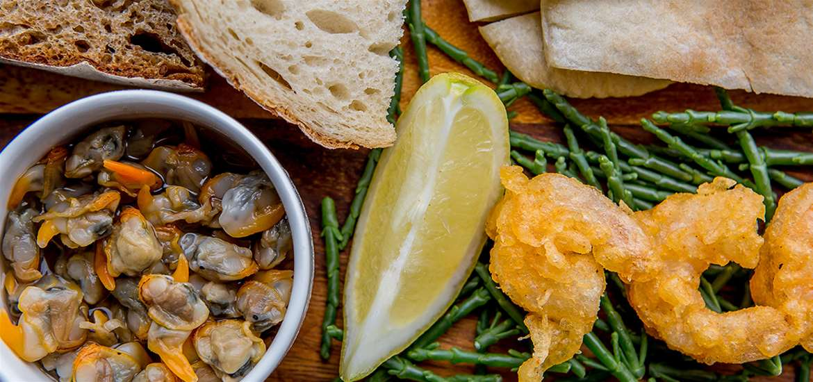 Food and Drink-Brudenell-Aldeburgh-Seafood