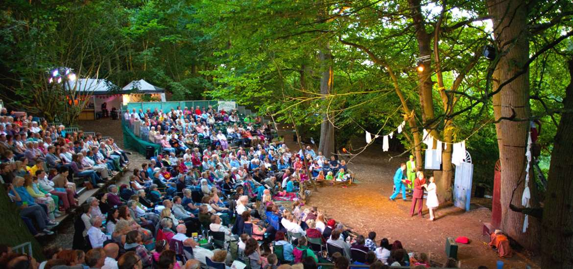 Red Rose Chain Theatre in the Forest