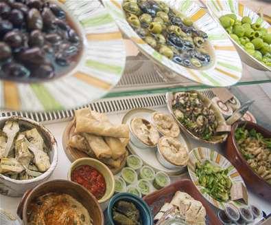 FD - MarkG Sefood Restaurant - Vegan tapas