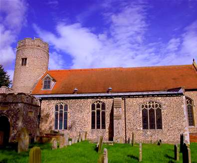 Bungay Church