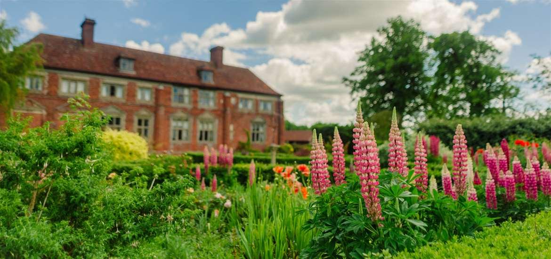 Weddings - Kenton Hall Estate - View of Hall from Gardens