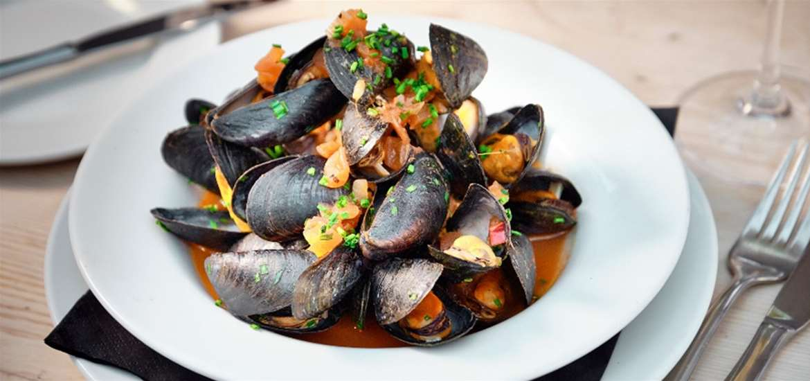 FD - The Westleton Crown - mussels