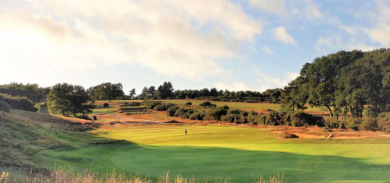 TTDA - Woodbridge Golf Club - view of course