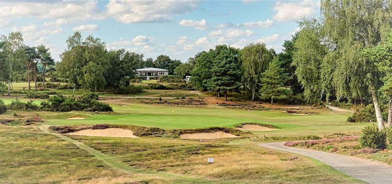 TTDA - Woodbridge Golf Club - 9th hole