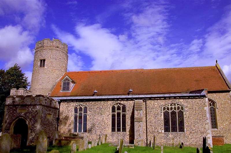 Towns & Villages - Bungay - Church
