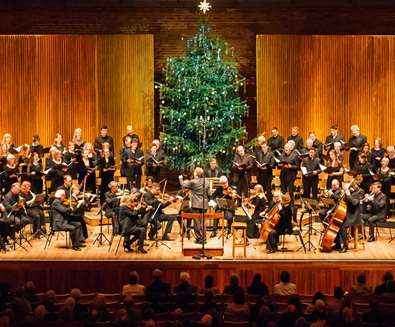 Christmas Oratorio at Snape Maltings