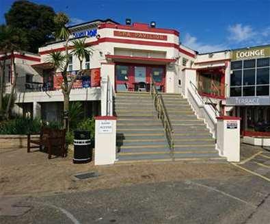 Felixstowe Spa Pavilion Theatre