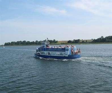 Orwell Lady River Cruises