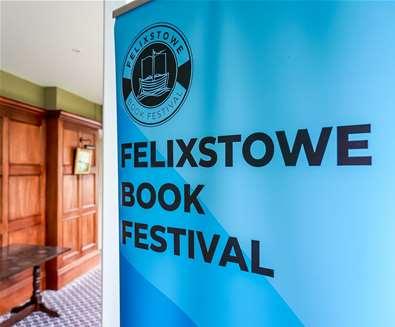 TTDA - Felixstowe Book Festival - Books