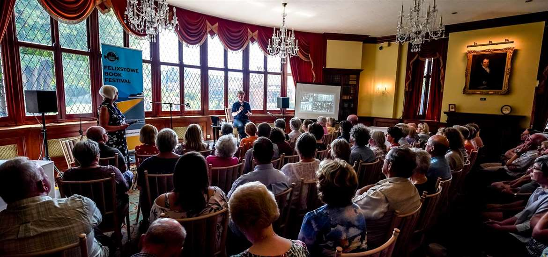 TTDA - Felixstowe Book Festival