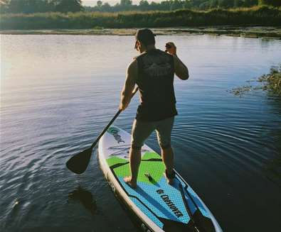 TTDA - Paddle boarding - (c) Joshua Simpson