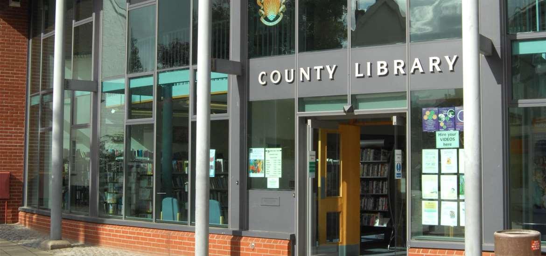 VIP - Halesworth Library