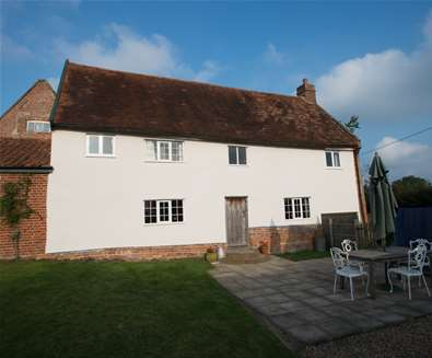 Leman Cottage £20 May Special Offer with Suffolk Coastal Cottages