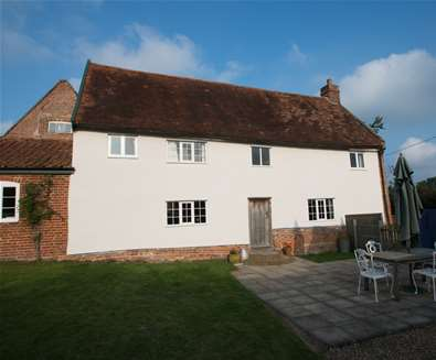 Leman Cottage £20 April Special Offer with Suffolk Coastal Cottages