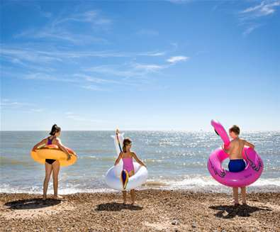 The Big Summer Sale with Suffolk Sands Holiday Park