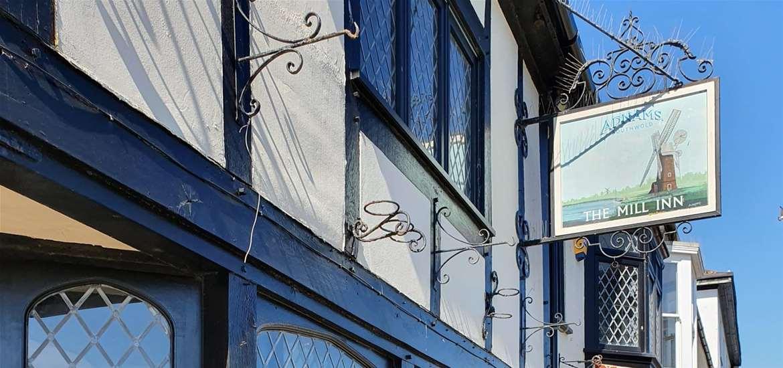 WTS - The Mill Inn - Exterior