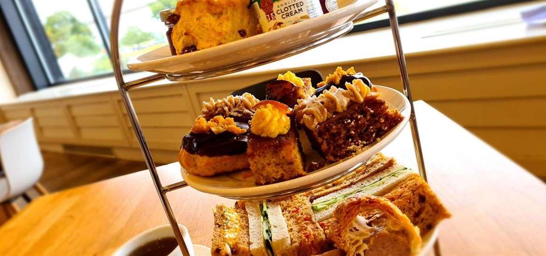 FD - Suffolk Food Hal - Afternoon tea