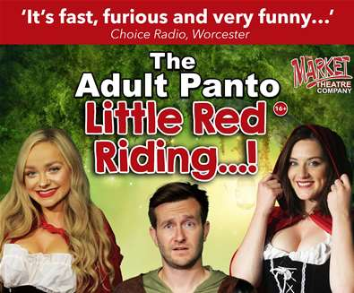 Little Red Riding... The Adult ..