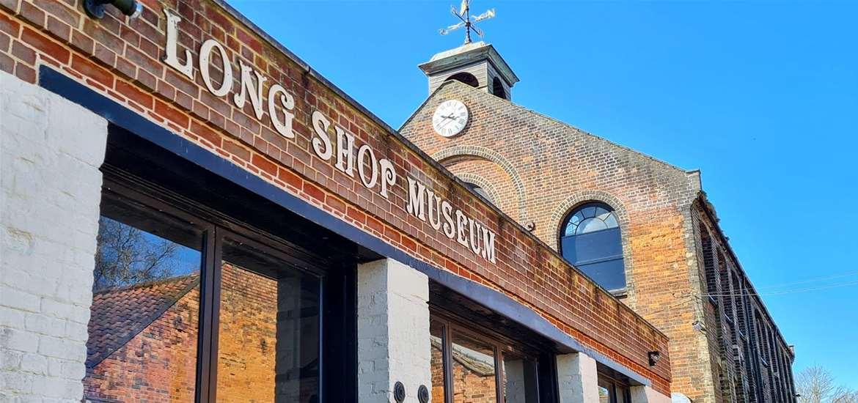 TTDA - The Long Shop - Entrance