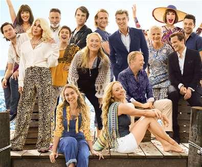 Southwold Outdoor Cinema - Mamma Mia - Here We Go Again!