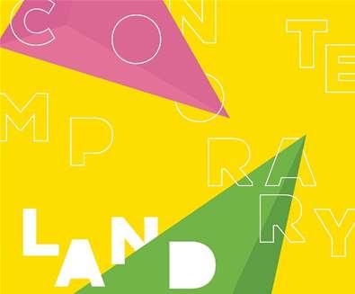 Contemporary Landing Exhibition at..